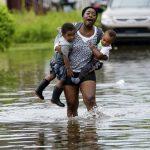 百年暴雨襲紐奧良 路州宣布緊急狀態