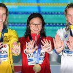「泳」不可擋 ! 密大華生破女子蝶式百米紀錄
