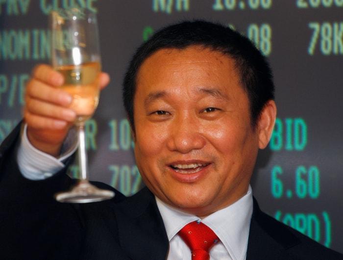 中國忠旺公司被美國控告逃避高達18億美元關稅,董事長劉忠田也被控詐欺。(路透)