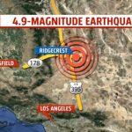 又搖了!南加再傳規模4.9地震