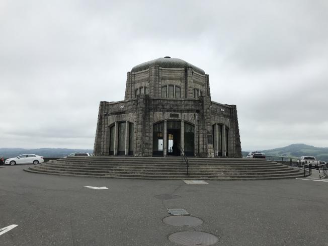 皇冠頂上的觀景樓。
