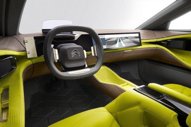 市售版Citroen C6旗艦房車估計將於2020年巴黎車展中發表。(Citroen)