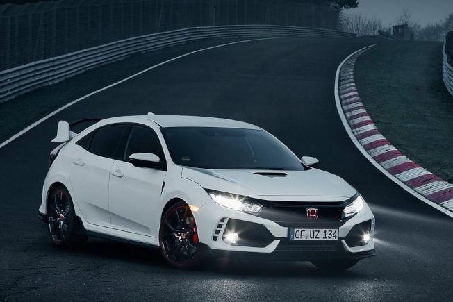 美規2020 Honda Civic Type R又漲價了 還是高c P值嗎 世界