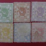 挖趣 | 郵票裡的龍與Dragon