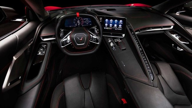 通用汽車甚至還在考慮研發全電動的Corvette。(Chevrolet)