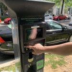 華府部份路邊停車8.5起漲價 尖峰每小時達7元