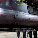 北韓新潛艇 南韓國防部推估:可帶3枚潛射導彈