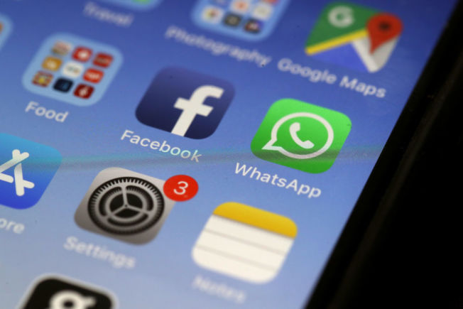 現代人對於社群網站的依賴,為不少企業造就財富。(Getty Images)