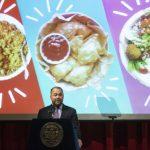張晟宣布打擊糧食不平等計畫