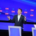 民主黨阻楊安澤 參加第三輪辯論