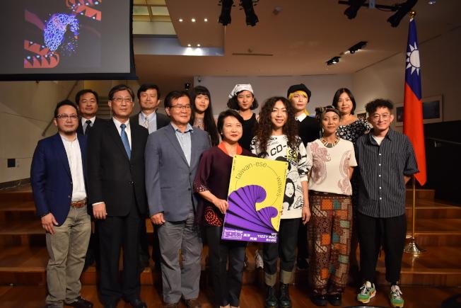 中央公園「台灣之夜」今年以「Taiwanese Baes」為主題,邀請代表台灣的四組女力代表唱響紐約。(記者顏嘉瑩/攝影)