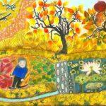 溫暖畫出農村情 河南83歲「梵高奶奶」病逝