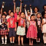 華夏中文學校 兒童朗誦大賽獲佳績