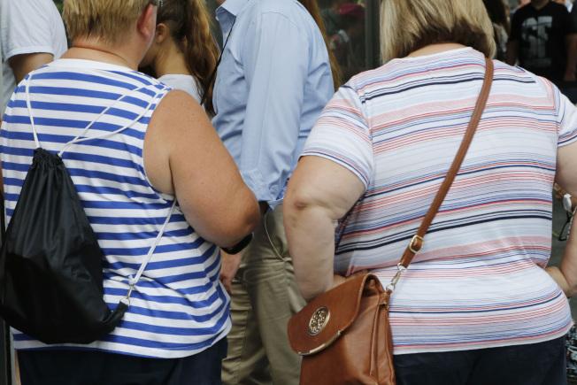 年過60體重過重不是「福氣」,反而會讓你大腦早衰10年。(美聯社)