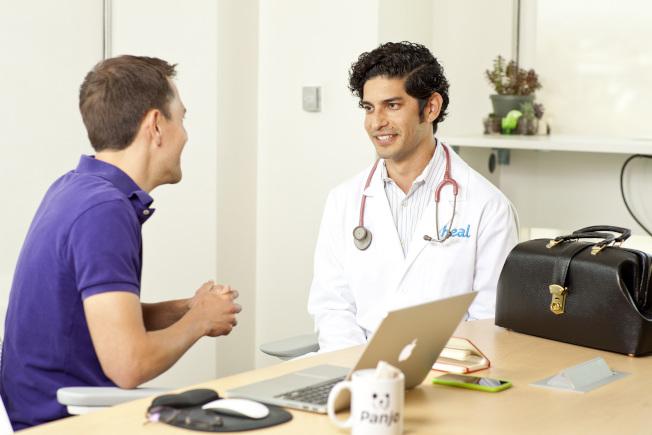 年輕人出現陽痿,應該立即看醫生。(Heal)