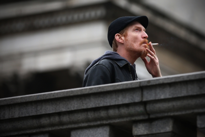 吸菸是發生陽痿的原因之一。(Getty Images)