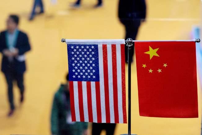 貿易戰讓美國和中國大陸兩敗俱傷。Getty Images