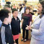 《市長話金山》增加華埠巡邏警安裝公共攝像機