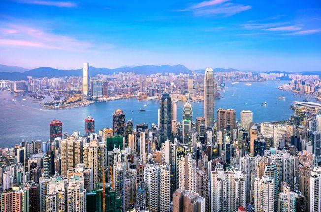 香港房市持續繁榮,讓部分希望在香港投資房地產的南加華人商機難覓。(Getty Images)