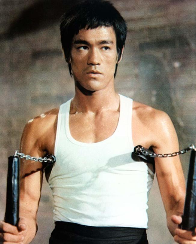 李小龍是在美華人的精神象徵。(取材自IMDb)