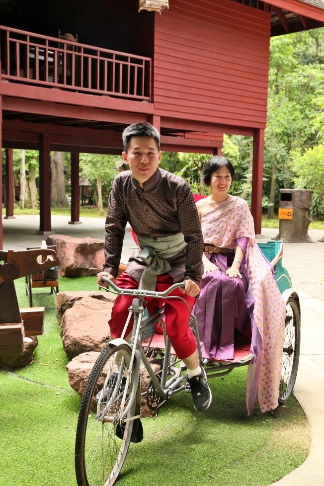 樂齡族玩泰國 慢活享受人情味