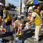 8大道公共垃圾桶 私人垃圾成堆 連馬桶也丟路邊
