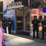 連兩日槍擊大案 紐約市加強警戒 公共場所增派警力駐守