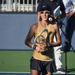 矽谷網球頂級賽最大冷門 中國鄭賽賽奪冠