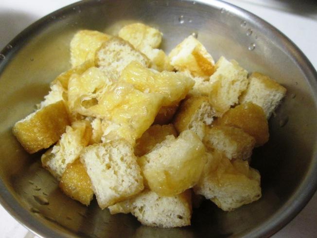 川香椒麻蘿蔔番茄湯麵材料-豆腐皮
