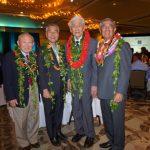 慈善典範 友吉基金會表彰華裔鄒錦榮、日裔Wally Tsuha