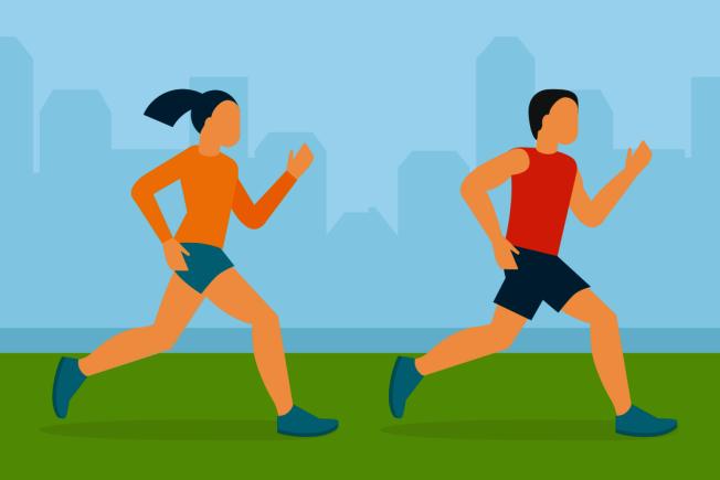 一提到減肥,多半會想到運動,不過什麼樣的運動有效呢?一項刊登在《PLOS Genetics》期刊的研究發現,部分運動在對抗因遺傳基因導致的肥胖特別有效。 圖/ingimage