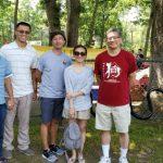 紐英崙中文夏令營 熱鬧開營