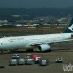 洛杉磯-香港航班未生變 旅客出行先確認
