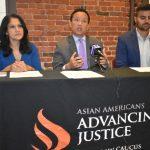 邱信福鼓勵亞裔申請擔任公民選區重畫委員