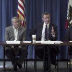 紐森開緊急會議應對濫殺研討槍管