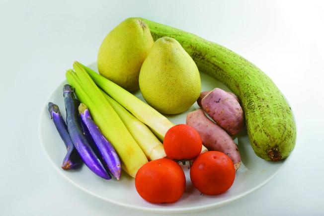多吃含水溶性纖維(膳食纖維)的食物,可維護腸胃健康。(本報資料照片)