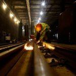 費城電車封13-40街隧道10天