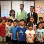 橙縣台灣青年海外搭僑計畫起跑 接待媽媽好暖心