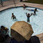121度 棕櫚泉創新高溫