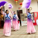 爾灣中文學校中華文化研習會 洋教師讚嘆