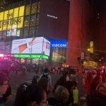 嚇怕了!紐約時報廣場機車回火 民眾誤為槍聲逃命20傷