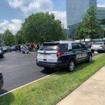 男子持槍現身今日美國報總部 警方封鎖告誡民眾遠離