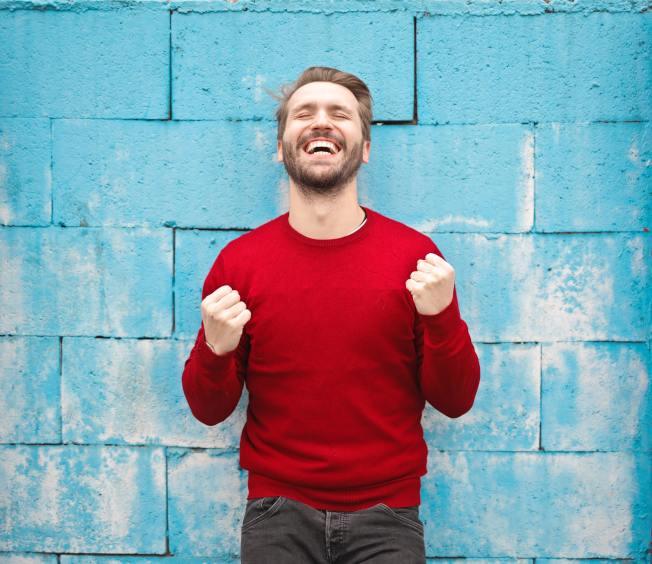 對於在有生之年晉身百萬富翁,民眾感到樂觀。(Pexels)