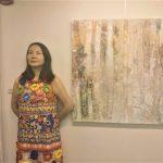 李劍芳畫展 展現「生命的可能」