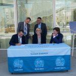 聖荷西簽協議 購買100兆瓦太陽能