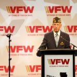 全美外戰退役軍人年會 台退輔會出席