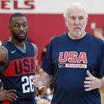 世界杯男籃╱深度夠 波波維奇:美國隊沒有A咖還是很強