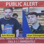 加拿大少年連環殺手 逃亡近月 遺體尋獲