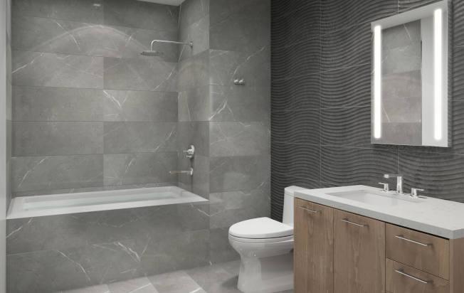 浴室效果圖。(SCGA提供)