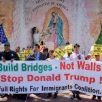 西裔遊行反種族分裂